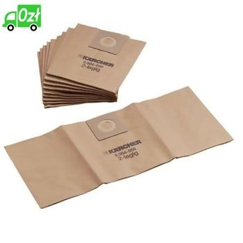 Worki papierowe (300szt) do NT 25/1 - NT 35/1, Karcher