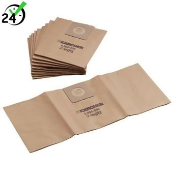 Worki papierowe (5szt) do NT 25/1 - NT 35/1, Karcher