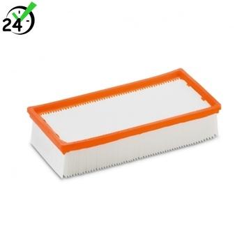 Płaski filtr falisty (PES) przeciw butwieniu do NT 65/2, NT 75/2 Karcher