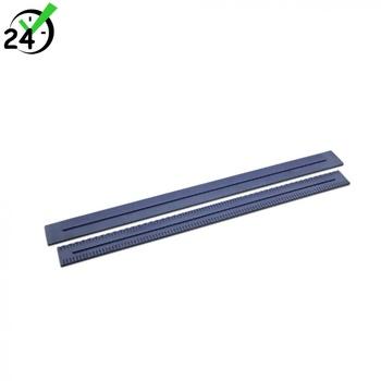 Gumowe listwy zbierające 790 mm, niebieskie, 2 sztuki Karcher