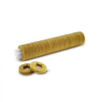 Pad walcowy na tulei, miękki, żółty, 350 mm Karcher