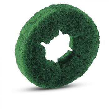 Pady walcowe twarde, zielone, 20 sztuk Karcher