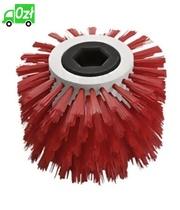 Szczotka kątowa, średnio twarda, czerwona, średnica 170 mm Karcher