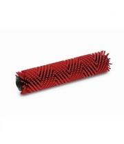 Uniwersalna szczotka walcowa z włosiem średnio twardym, czerwona, 550 mm Karcher
