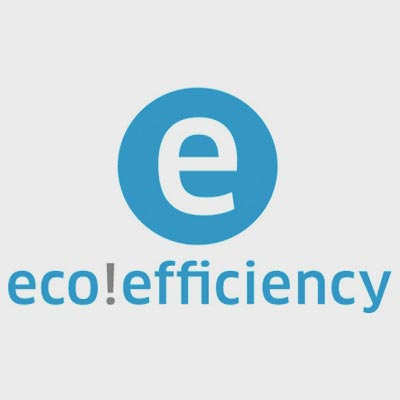 Logotyp  eco!efficiency