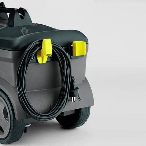 Profesjonalne urządzenie ekstrakcyjne Puzzi 10/1 firmy Karcher: Komfort obsługi